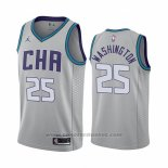 Maglia Charlotte Hornets P. J. Washington #25 Statement 2019-20 Viola
