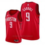 Maglia Houston Rockets Demarre Carroll #9 Earned 2019-20 Rosso