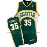 Maglia Seattle SuperSonics Kevin Durant #35 Historic Verde