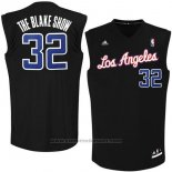 Maglia Soprannome Los Angeles Clippers The Blake Show #32 Nero