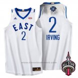 Maglia All Star 2016 Kyrie Irving #2 Bianco