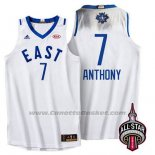 Maglia All Star 2016 Carmelo Anthony #7 Bianco
