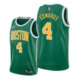Maglia Boston Celtics Carsen Edwards #4 Earned 2019-20 Verde