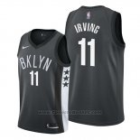 Maglia Brooklyn Nets Kyrie Irving #11 Statement Nero