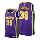 Maglia Los Angeles Lakers Dwight Howard #39 Statement Viola