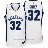 Maglia Memphis Grizzlies JaMychal Green #32 Bianco
