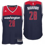 Maglia Washington Wizards Ian Mahinmi #28 Blu
