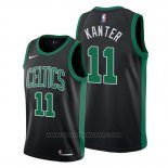 Maglia Boston Celtics Enes Kanter #11 Statement Nero