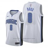 Maglia Orlando Magic Terrence Ross #8 Association Bianco