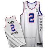 Maglia All Star 2015 Kyrie Irving #2 Bianco