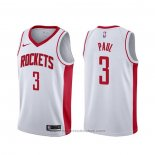 Maglia Houston Rockets Chris Paul #3 Association Bianco