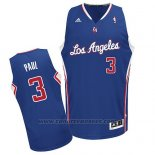 Maglia Los Angeles Clippers Chris Paul #3 Blu