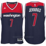 Maglia Washington Wizards Brandon Jennings #7 Blu
