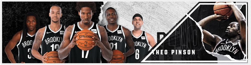 Canotte Brooklyn Nets