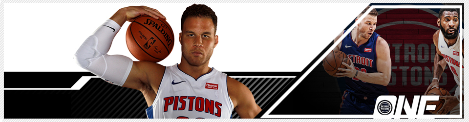 Canotte Detroit Pistons