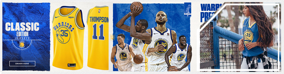 Canotte Golden State Warriors