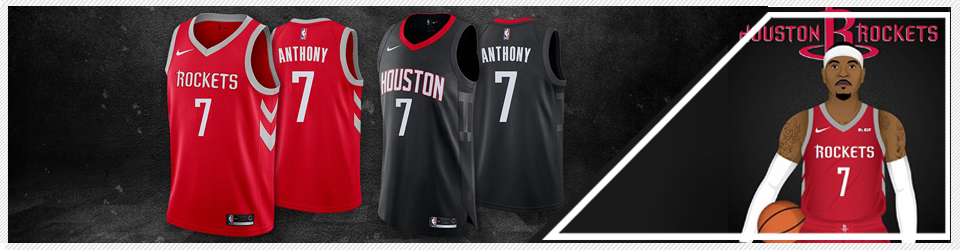 Canotte Houston Rockets