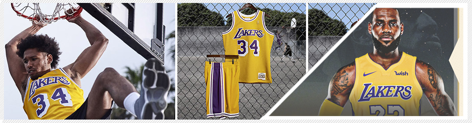 Canotte Los Angeles Lakers