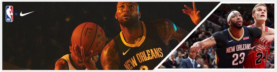 Canotte New Orleans Pelicans