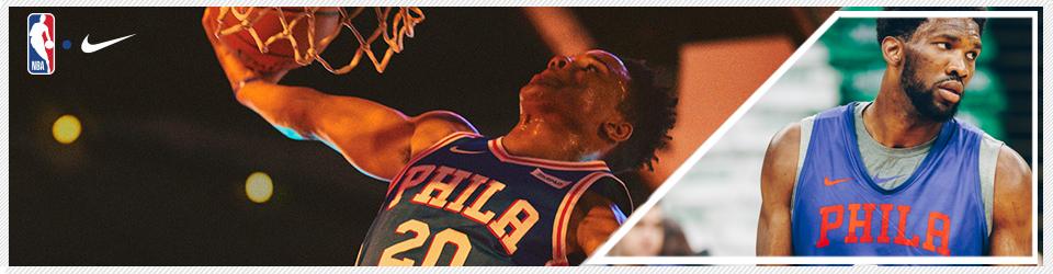 Canotte Philadelphia 76ers