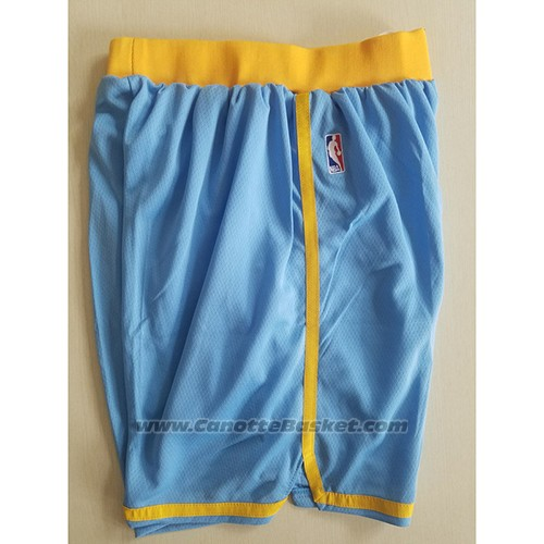 Pantaloncini Los Angeles Lakers Classic 2018 Blu
